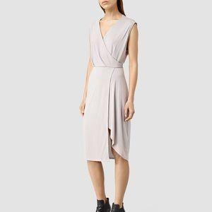 All Saints Amalia Dress